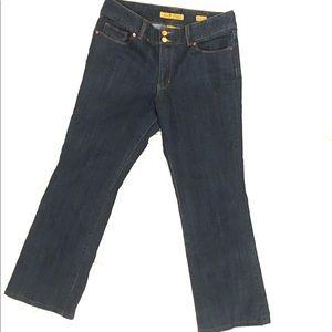Seven Premium Denim  Boot Cut  High Waisted Jeans